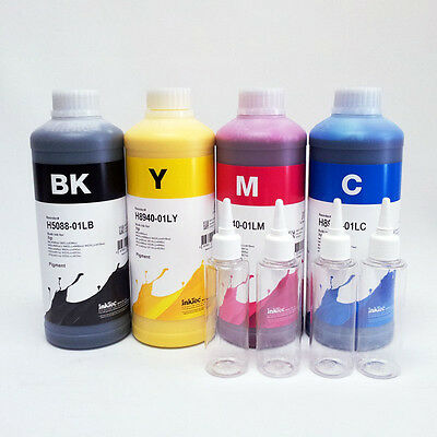 4 liter InkTec HP 950 951 Pigment refill  ink for CISS genuien cartridge