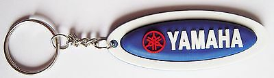 New rubber Yamaha Motorcycle keychain/keyring. Collectible Gift (kr35)