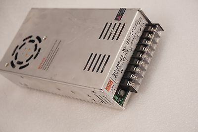 Mean Well Mw Sp-300-24 Power Supply Tested Working  Free Ship