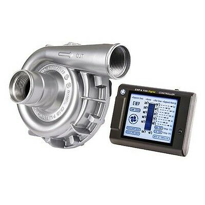 Davies Craig Electric Water Pump Alloy Body, LCD Control COMBO (12V), 8850