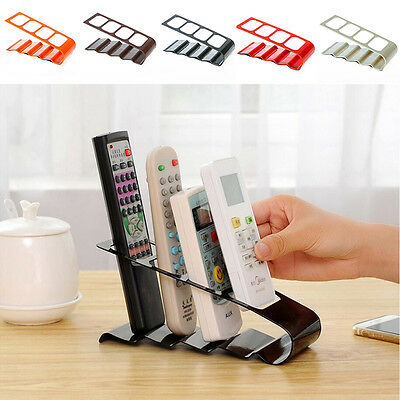 Remote Control Mobile Phone Holder Stand Storage Caddy Organiser For TV DVD UK