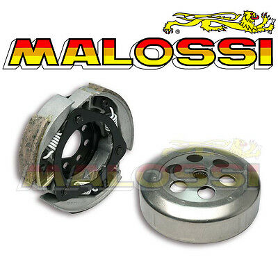Campana + embrague clutch bell MALOSSI 250 MAJESTY XCity XMax X-Max MBK 5214721