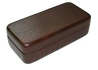 Any Box for Tobacco Smoking New Pipe CASES Wooden Handmade Artist Natural Wood