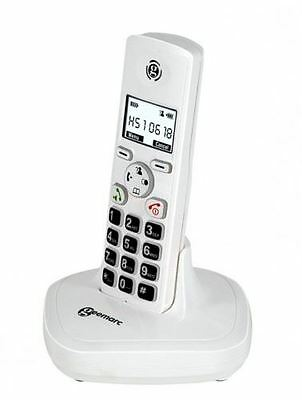 MyDect 100 Cordless Big Button Phone Extra Loud Amplified Phone