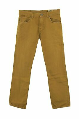 Tom Tailor Jeans Herren Denim Slim Straight Fit Camel W32 W32 L32