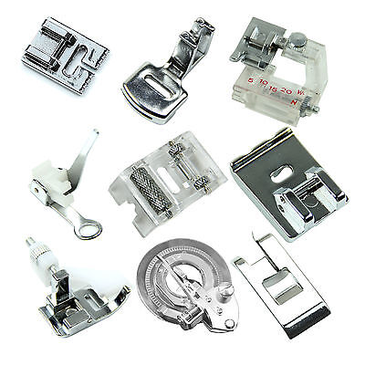 Sewing Machines Presser Pin Tuck Foot For Brother Elna Janome BF
