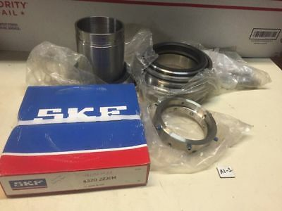 New Flowserve Mechanical Seal For Agitator Type ESD42L 100-R31V Fast Shipping