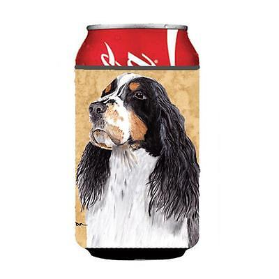 Carolines Treasures SC9134CC Springer Spaniel Can Or Bottle Hugger