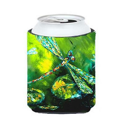 Carolines Treasures MW1128CC Insect Dragonfly Summer Flies Can Or Bottle Hugger