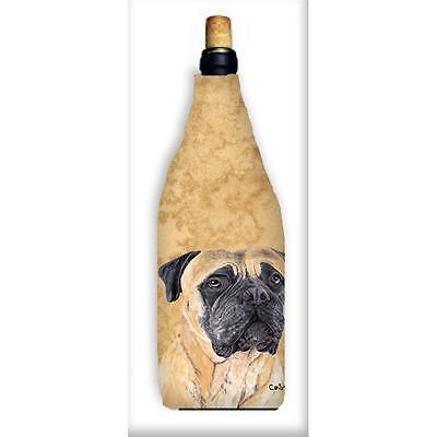 Carolines Treasures SC9125WINEBOTTLE Mastiff Wine Bottle Hugger • AUD 55.37