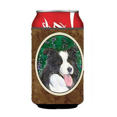 Carolines Treasures SS1053CC Border Collie Can Or Bottle Hugger 12 oz.