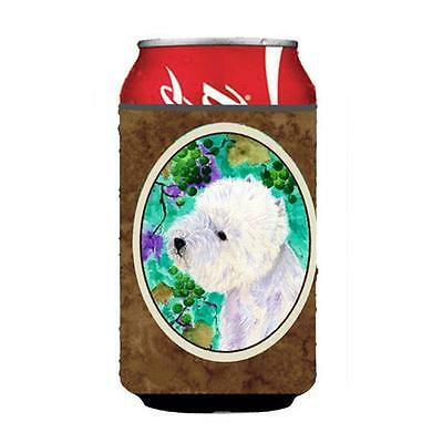 Carolines Treasures SS1064CC Westie Can Or Bottle Hugger 12 oz.