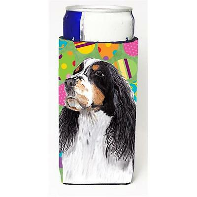Springer Spaniel Easter Eggtravaganza Michelob Ultra s For Slim Cans 12 oz.