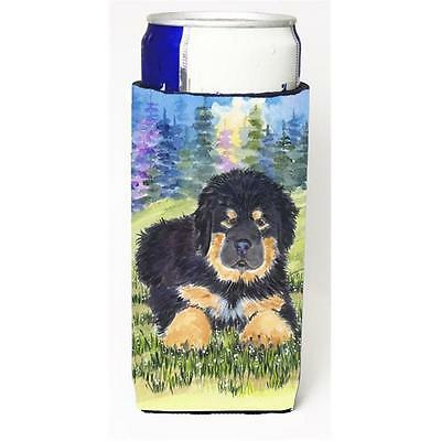 Carolines Treasures SS1037MUK Tibetan Mastiff Michelob Ultra s for slim cans