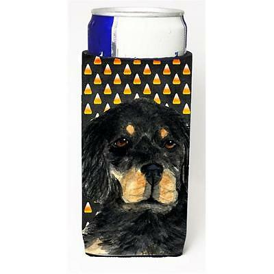 Gordon Setter Candy Corn Halloween Portrait Michelob Ultra s For Slim Cans 12...