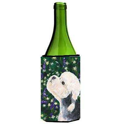 Carolines Treasures Dandie Dinmont Terrier Wine Bottle Hugger 24 oz.