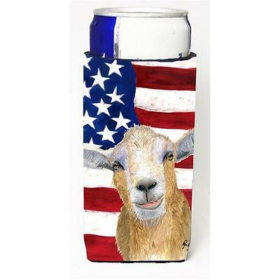 USA American Goat Michelob Ultra bottle sleeves For Slim Cans 12 oz.