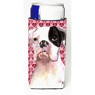 Cooper Love and Hearts Boxer Michelob Ultra bottle sleeves for slim cans 12 oz.