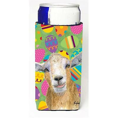 Eggtravaganza Goat Easter Michelob Ultra bottle sleeves for slim cans 12 oz.