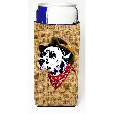Dalmatian Dog Country Lucky Horseshoe Michelob Ultra bottle sleeves For Slim ...