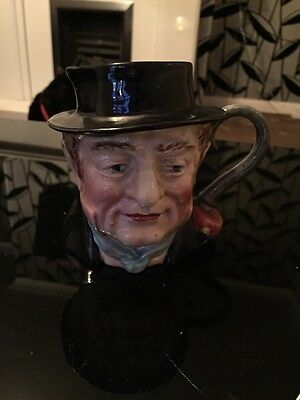 "Vintage Beswick ""Captain Cuttle"" Model 1120 Character Jug Superb Condition."