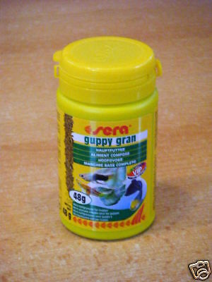 Sera 00710 GuppyGran, 100ml