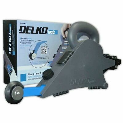 Delko Plastic Taping Tool & Internal Applicator Attachment