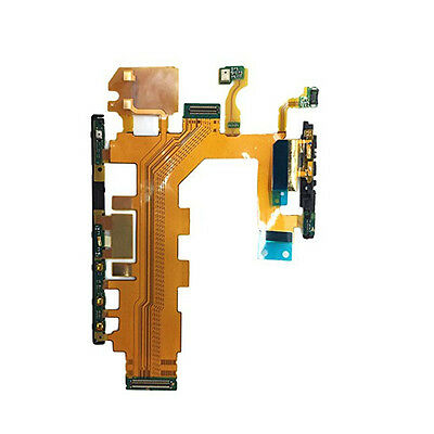 Replace Durable Camera Power Switch Volume Button Flex Cable For Sony Xperia Z2