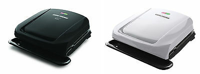 George Foreman GRP1060B 4 Serving Removable Plate Grills