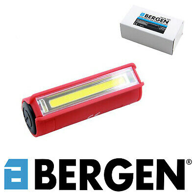 BERGEN Inspection Light With 2W Super Bright LED Palm Work Model Maker 5372