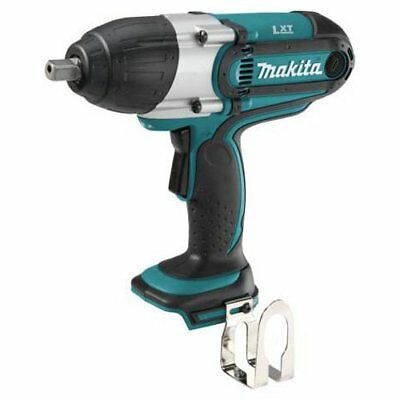"""Makita XWT04Z 18V LXT Lithium-Ion Cordless 1/2"""" High Torque Impact Wrench (Bare"""