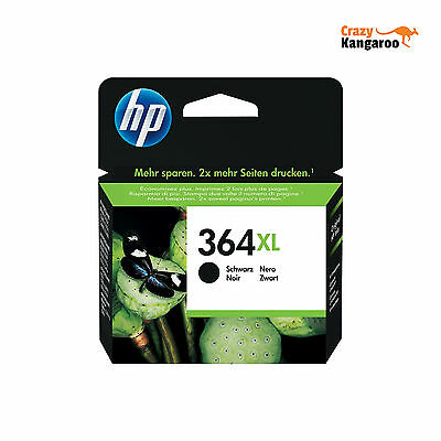 Genuine HP 364XL Black Ink Cartridge for DeskJet 3520 3070A OfficeJet 4620 4622