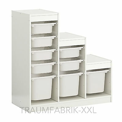ikea aufbewahrung mit boxen f r spielzeug kinder regal. Black Bedroom Furniture Sets. Home Design Ideas