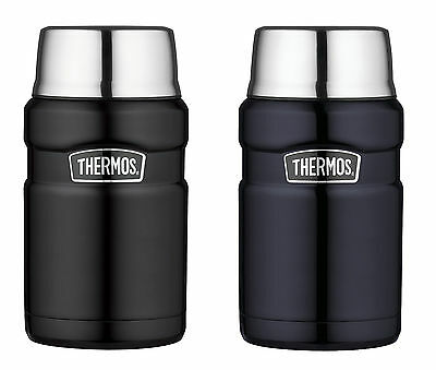 Thermos Stainless King 24-Ounce Food Jars