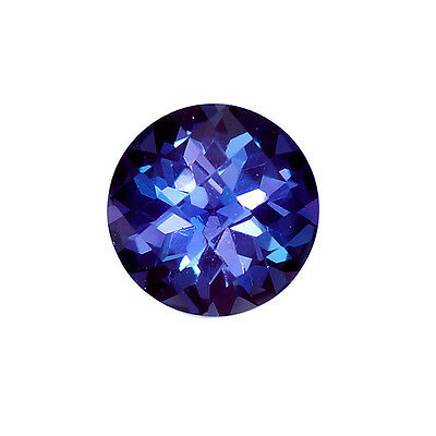Lab Created Pulled Alexandrite Color Change Round Checkerboard Top (4mm-20mm)