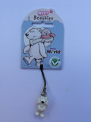 Nici Beauties Polar Bear Accessory For Pencil Cases