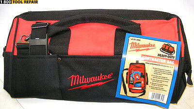 Milwaukee Contractor Bag 48-55-3490