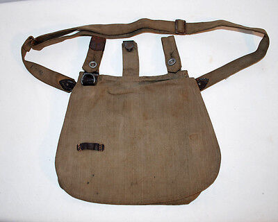 WWI German Bread Bag with Shoulder Strap, dated 1915