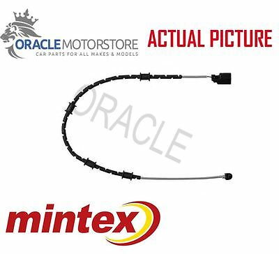 Mintex Front Brake Pad Wear Sensor Warning Indicator Genuine Oe Quality Mwi0533