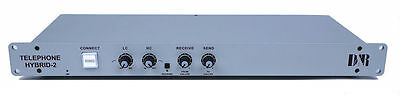 D & R Active Telephone Hybrid-2 Very High Quality Telephone Interface UNSED NEW