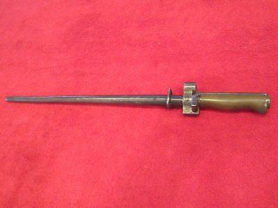 French Lebel Model 1886/91/16/35. Comes with Metal Scabbard