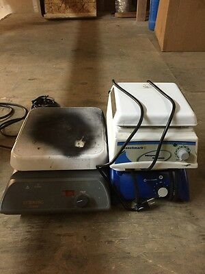 Corning Pc 600D  Digital Hot Plate with 9x9""