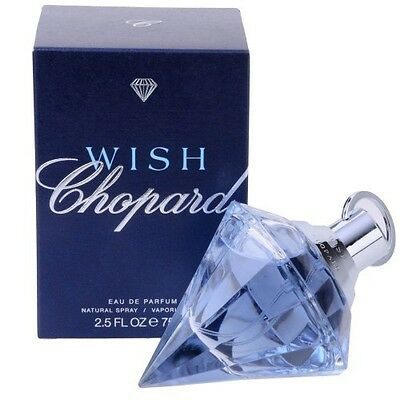 Chopard Wish Eau de Parfum EDP 75ml BNIB