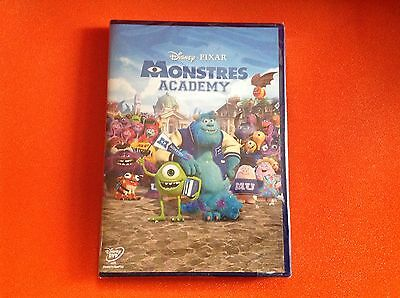 Dvd Monstres Academy sealed