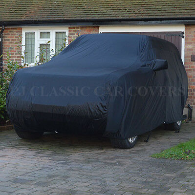 Luxury Satin With Fleece Lining Indoor Car Cover for Land Rover Discovery 2