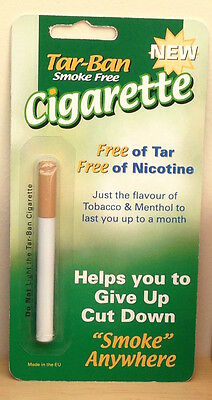 A new alternative to Crafe Away smokeless cig- The Tar-Ban Smokeless Cigarette