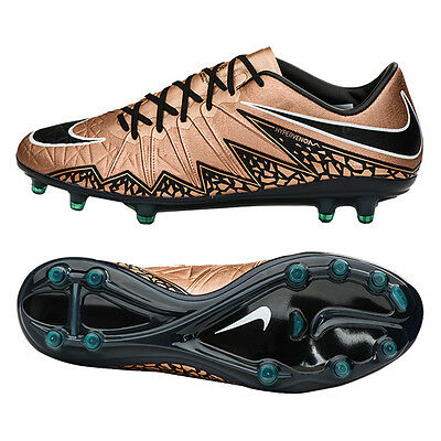 competitive price 72c96 d7649 Nike Hypervenom Finish FG Soccer Cleats Football Boots Shoes 749901-903