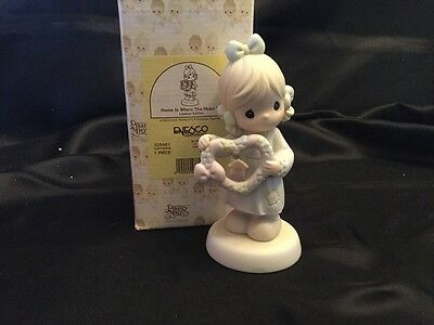 Precious Moments Home Is Where The Heart Is 325481 Limited Edition