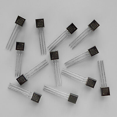 10x PN2222 NPN Transistor - 1st Class UK Post