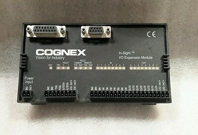 Cognex I/o Expansion Module In-Sight 800-5758 $45